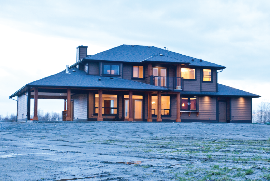 CUSTOM FARMHOUSE  |  PITT MEADOWS